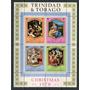 Trinidad And Tobago Religion Pinturas Arte Bloque Nueva Mint