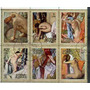 Ajman - Degas - Pinturas De Desnudos Yv 139 Ae 113