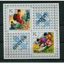 Boy Scouts Bhutan Serie Completa De Estampillas Mint