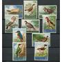 Pajaros Aves Serie Completa De Estampillas Mint San Marino