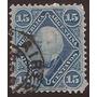 Argentina 1867 Gral San Martin Lineas Vertical Usados 15 U$d