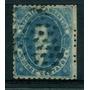 Argentina 1864 Gj 24 G Variedad Papel Muy Delgado U$ 100