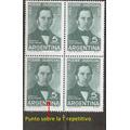 Argentina Variedad Centenario Poder Judicial Mt 678- Gj 1266