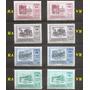 Argentina Filigrana Ae70/3 Gj 1183/6 Efimayo 1960 Mint