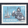 Argentina 1968 Gj 1447** Me A123 Mint Vito Dumas