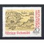 Argentina 1969 Gj 1466** Me 833 Mint Unrico Schmidl