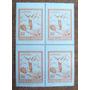 Argentina Bloq X 4 Gj 1535 Deportes $ 1 S/f Claro Mint L1237