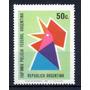 Argentina 1973 Gj 1603** Me 939 Mint, Policía Federal