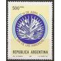 Argentina Día De Las Américas Año 1980 Mt 1213- Gj 1909 Mint