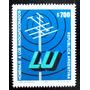 Argentina, Sello Gj 1970 Radioaficionados 80 Mint L5191