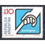 Argentina 1985 Gj2266** Me1559 Mint Prevención De La Ceguera
