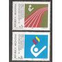 Argentina Juegos Dep. Panamericanos 1428/9 Gj 2123/4 Año1983