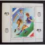 Argentina - Gj Hb 84 Mundial Futbol Italia 90 Mint (l0720)