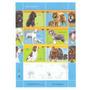 Argentina Block Razas Caninas Mello Nº 2796/01 - Gj Nº 171