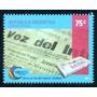 * Argentina 2004 Gj 3352 Mt 2636 Diario La Voz Del Interior