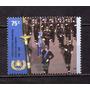 Argentina 2006 Gj 3566 Policia Federal Mint, Goma Original