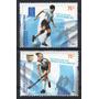 Argentina 2003 Gj 3282/83** Mint Fútbol Hockey Deportes