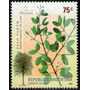 Argentina Serie X 1 Sello Mint Mercosur = Flora Año 2001
