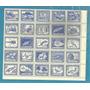 Correos De Chile Especies Valoradas Libro Gay 1944 Planchas