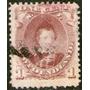 Terranova Antiguo Sellos Edward 7° Año 1866