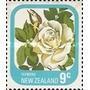 Filatelia: Nueva Zelanda Yv. 645/653 (1975/79) ¡flores!