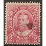 Newfoundland Colonia Inglesa Tierra Nueva N°90 Usada C.u$s6