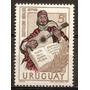Uruguay Tema Gauchesco - Serie Yvert N°828 Mint