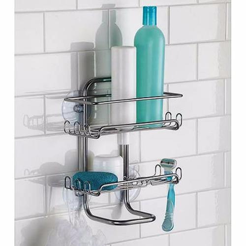 Estantes Para Toallas De Baño:Estante Para Baño 2 Repisas Y Organizador De Toallas Vac12 Pictures