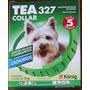 Collar Antipulgas Para Perros Tea 327 Calidad Alemana!
