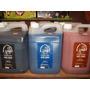 Shampoo Tonalizadores Blanco - Bronce - Negro De 5 Litros