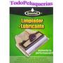 Lubricante + Limpia P/ Cuchillas Peladoras Tijeras Groomtec