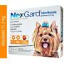Promo Antipulgas Nexgard Merial De 2 A 4 Kg 5 Comprimidos