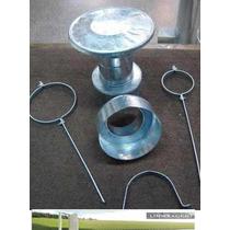 Sombrerete Aro Para Calefactor Ñuke Cabaña O Similar 4´