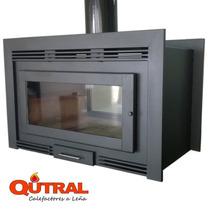 Qutral, Estufa Doble Puerta Insertable/empotrable 27000 Kcal