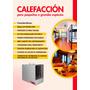 Calefactores Eléctricos Industriales Y Domésticos