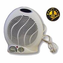 Caloventor Electrico 2000w -termostato 3 Niveles 1 Año Gtia