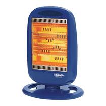 Estufa Calefactor Liliana Ci162 Halógena Oscilante De 1400 W