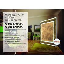Panel Calefactor Bajo Consumo Elctrico Pl 700 C/termostato