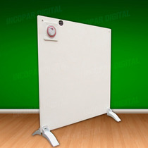 Panel Calefactor 500w Bajo Consumo Unico Con Timer