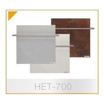Toalllero Baño Panel Calefactor Eléctrico Heatcraf 500 Wats