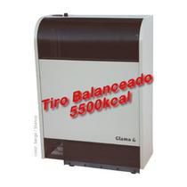 Calefactor Tiro Balanceado Glama 5500kcal Con Encendido