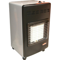 Estufa Garrafera 1900 3800 Kcal/h Valvula Segurid+analizador