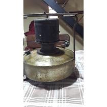 Calentador Bram Metal N° 5 Antiguo Bien Cuidado, Completo.