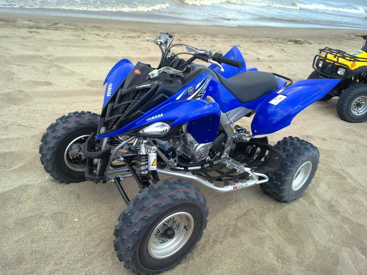 Yamaha  Raptor Wont Start