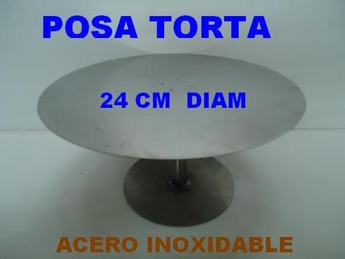 Exhibidor Torre P/ Torta 2 Pisos D/ Confiteria Cupcacke Masa
