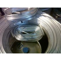 Caño Aluminio Puro De Aluar 1/2 Serpentinas Cerveza / Gas