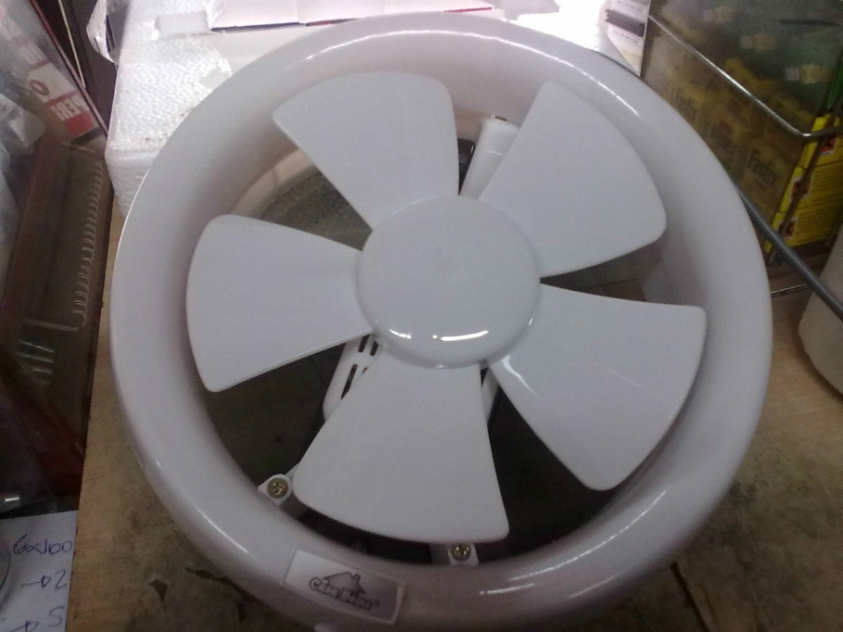 Extractor De Aire Para Baño Galaxia:Extractor De Aire Para Pared O Vidrio – $ 399,00 en MercadoLibre