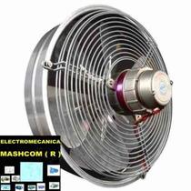Extractor De Aire Reversible De 30 Cm * Bajo Consumo