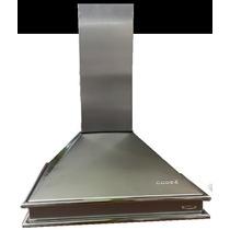 Campana Cocina Dc Doble Turbina Acero 3 Vel Filtro Lavable