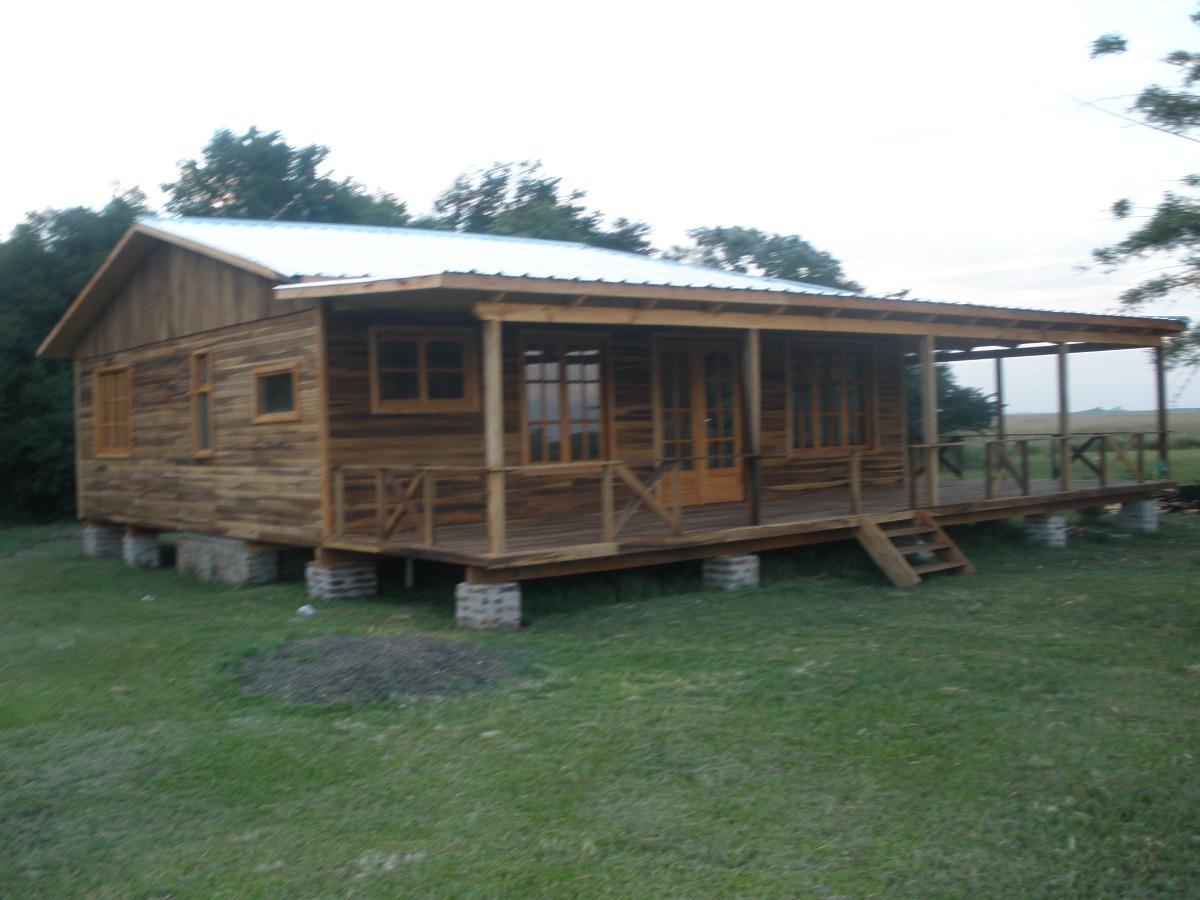 Fabrica de casas y caba a en madera ober en mercado libre - Cabanas de madera los pinos ...